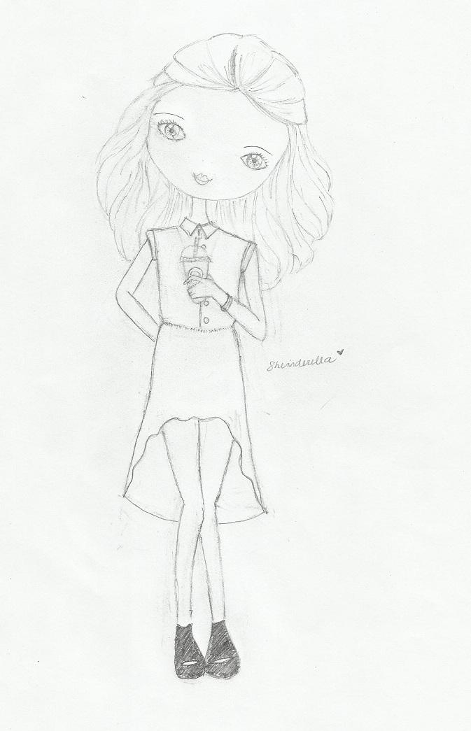 Skirts and milkshakes. by sherinderella