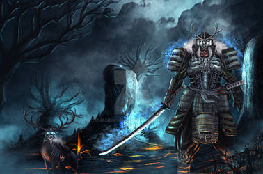 17: Abysmul Assassin by ShanonSinn