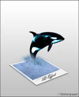 3D Effect ~ Orque by Undeerground