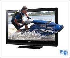 3D Television by Undeerground