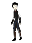 Courier Six Rick and Morty Style by GreyWarden3