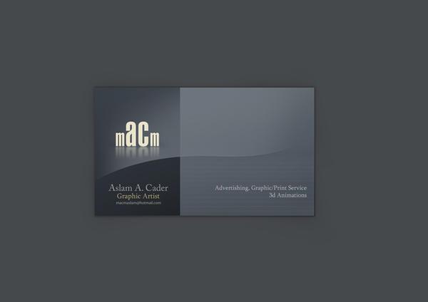 Card by aslamcader