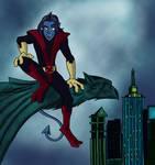 X men Evo Nightcrawler