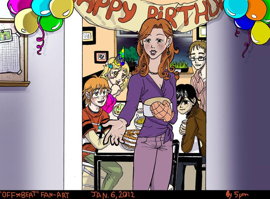 Happy Birthday, Jen Lee Quick