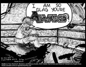 Glad You're Awake