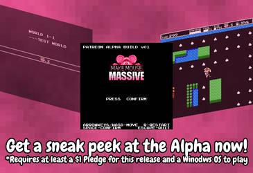 Game Alpha Test on Patreon - MMM by GLWuffie