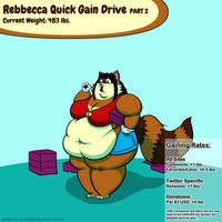Rebbecca Quick Gain Drive - 02