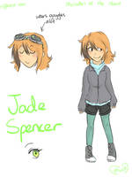 MotH: Jade Spencer by Miss-Boxie