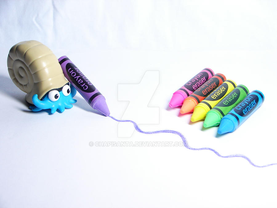 CH: Cute Crayon by chapisanta