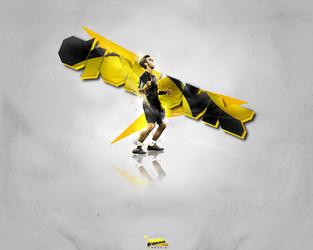 'Djokovic. by juligfx