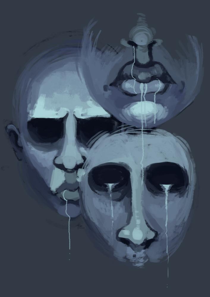 Faces by MythFish