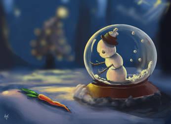 Snowpuppet