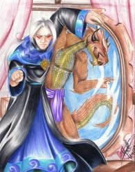 Shendu by DarkMirime