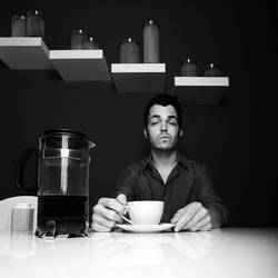 coffee break by derDommy