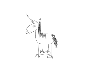 Unicorn by wofle