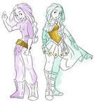 Queen and Praetor
