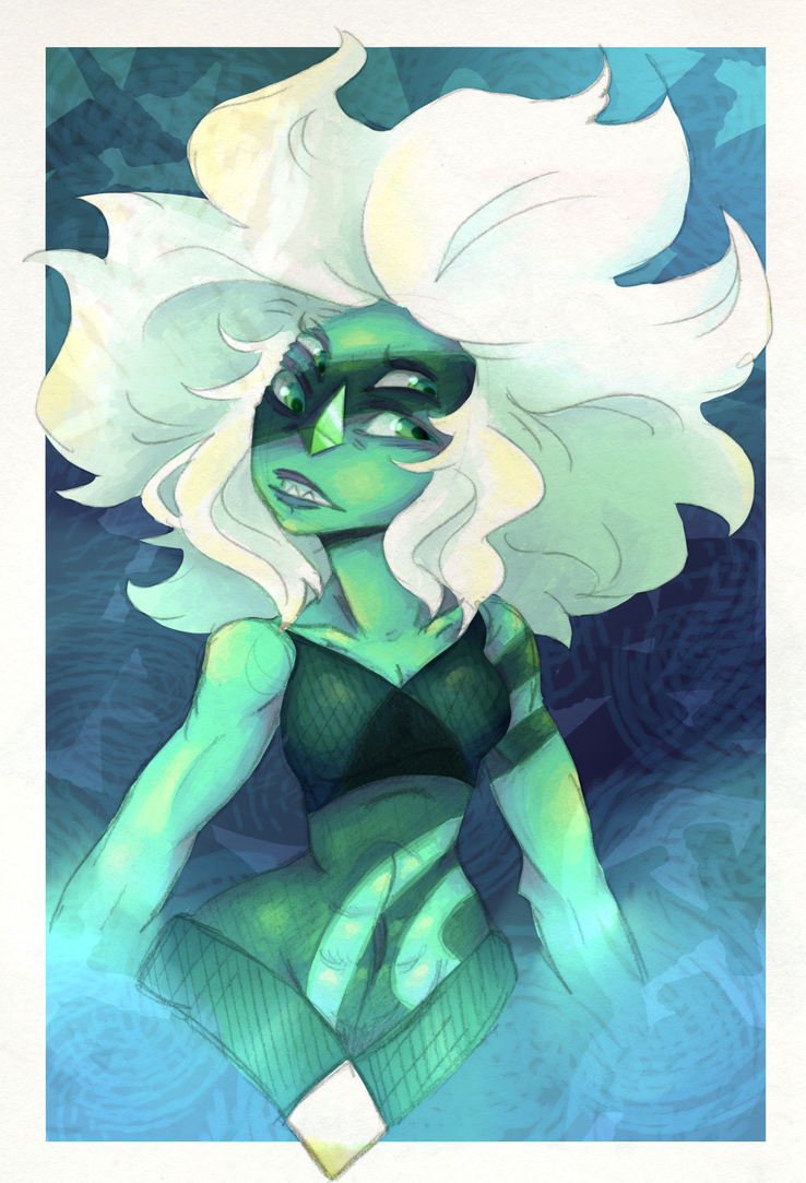 I've redrawn Opal so why not my other favourite fusion geckodraw.tumblr.com/post/1371…