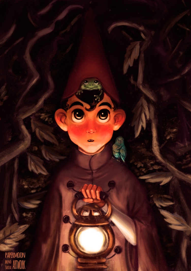 Over the garden wall: The Search by BrennoSousa