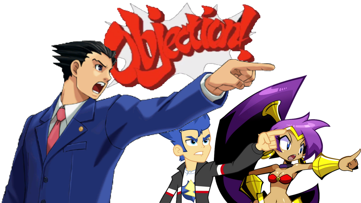 Objection Together by Mike437