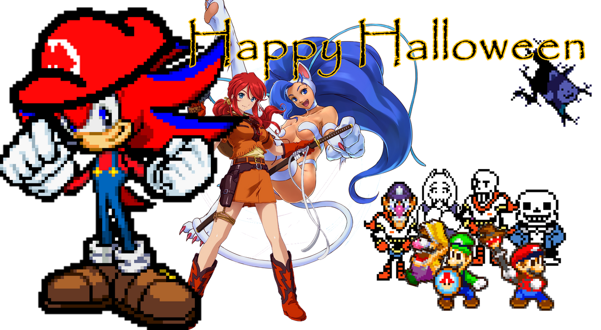 Happy Halloween by Mike437
