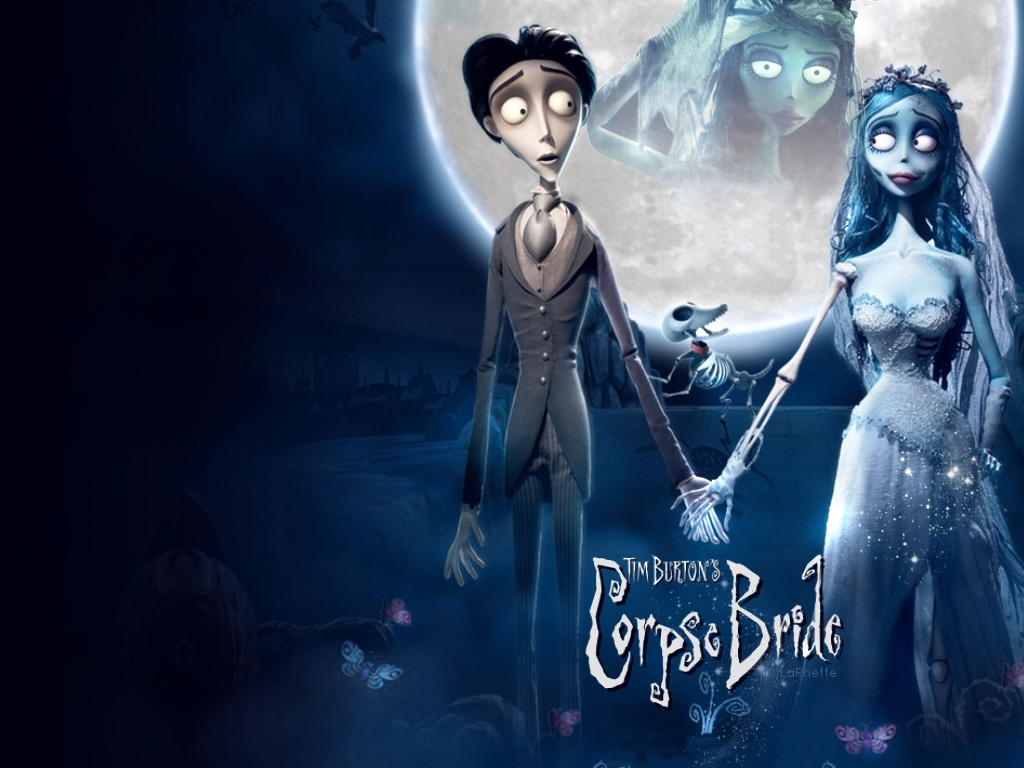 corpse bride movie wallpapers - photo #16