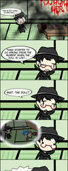 Mind the Doll (Part 2 End) by Bluyidark