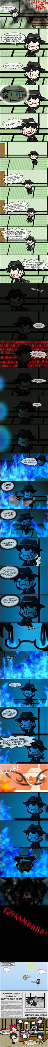 Mind the Doll (Part 2 End)
