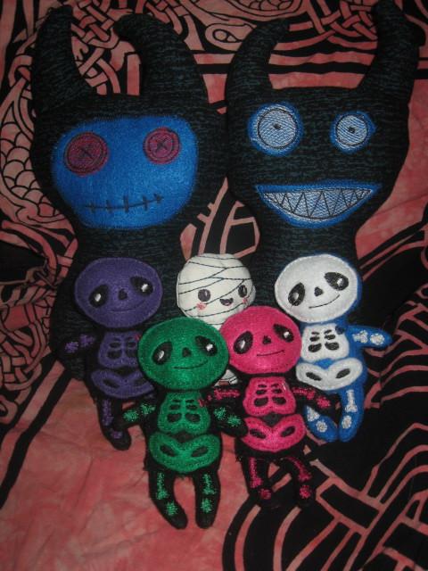 New Friends by WillowForrestall