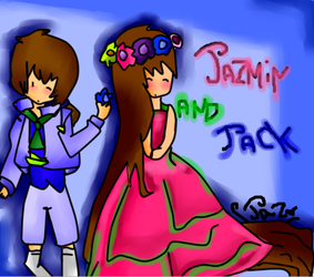 Jazmin and jack by Ha-jazmin