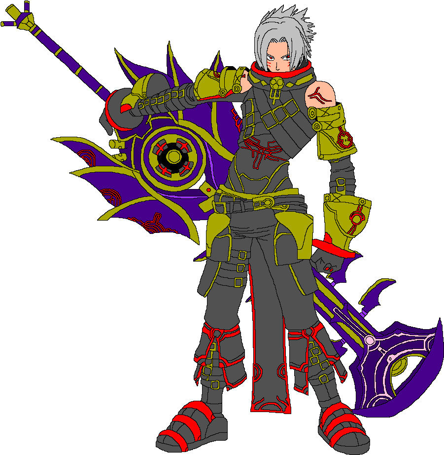 haseo 2nd form by Luffy11234 on DeviantArt
