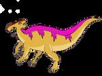Parasauralophus