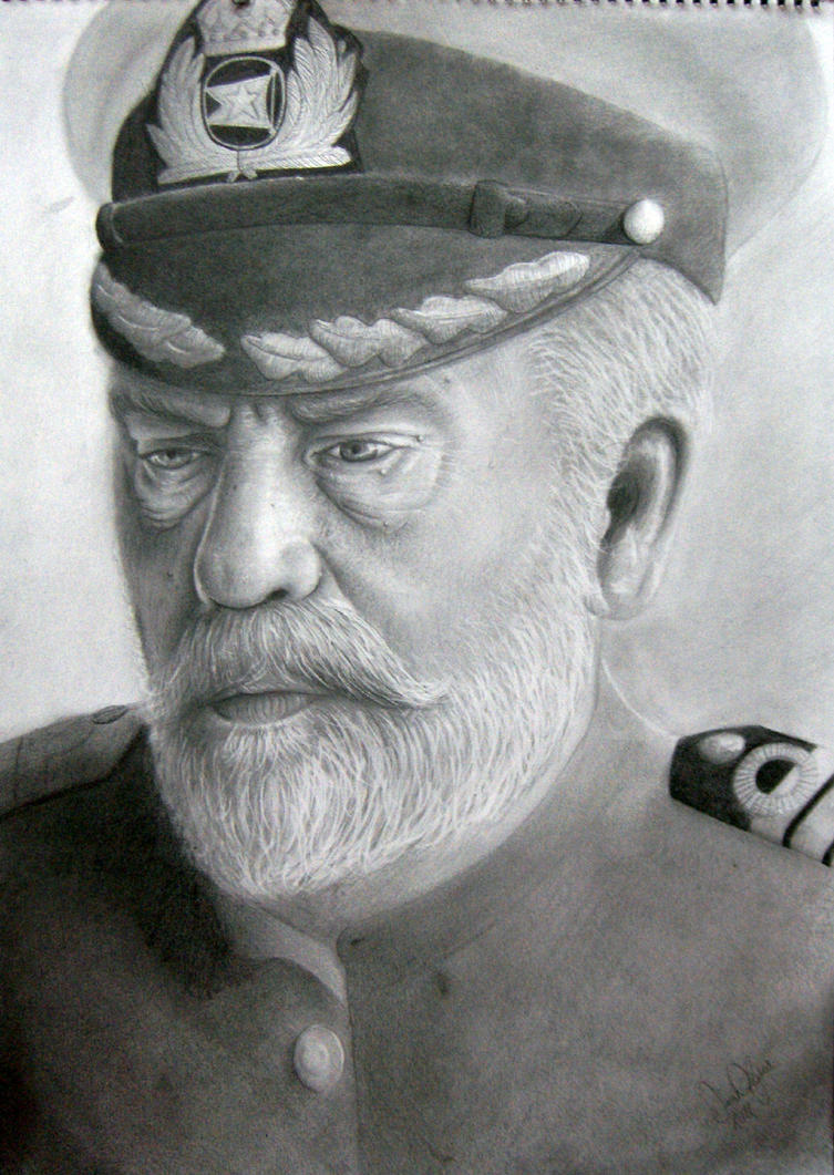 Titanic Captain: Edward John Smith by ianwilgaus ... - captain_edward_john_smith_by_ianwilgaus-d4stgpn