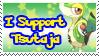 I Support Tsutaja by Miya902