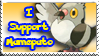 I Support Mamepato by Miya902