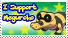 I Support Meguroko by Miya902