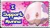 I Support Munna by Miya902