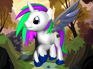 Chip Cybercorn Ponylumen
