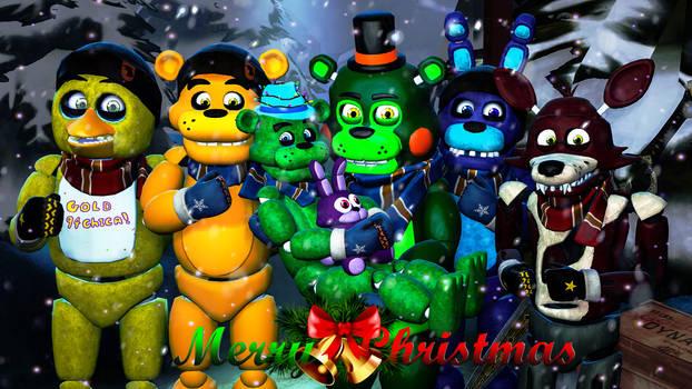 Merry Christmas! ^^