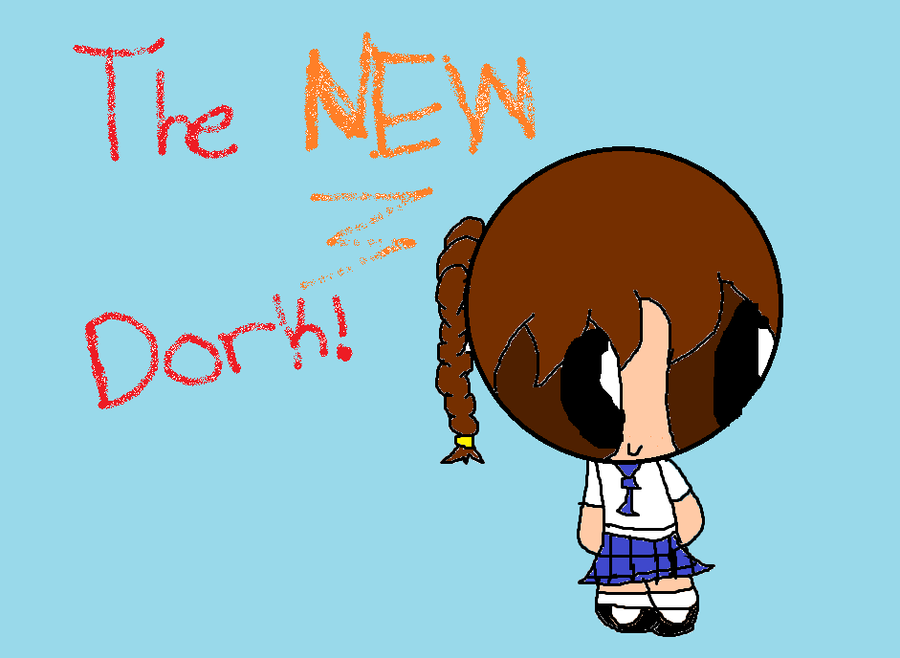 The New Dork-COMIC SERIES by BlessKid123