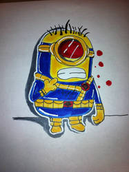 Cyclops Minion by SketchinWithCedTatau
