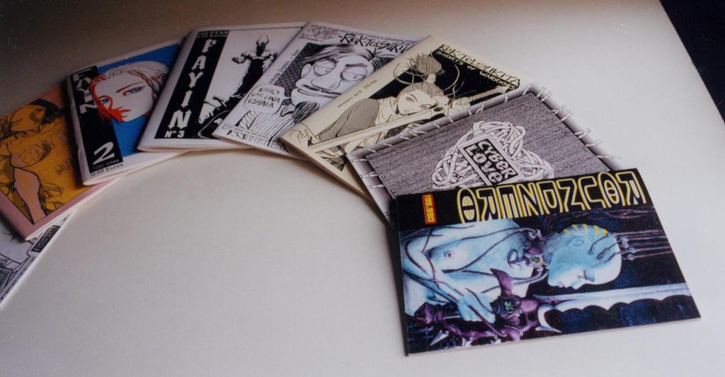 Some Telsukita publications. by telsukita