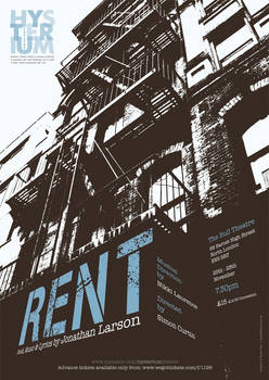 Rent Poster for Hysterium