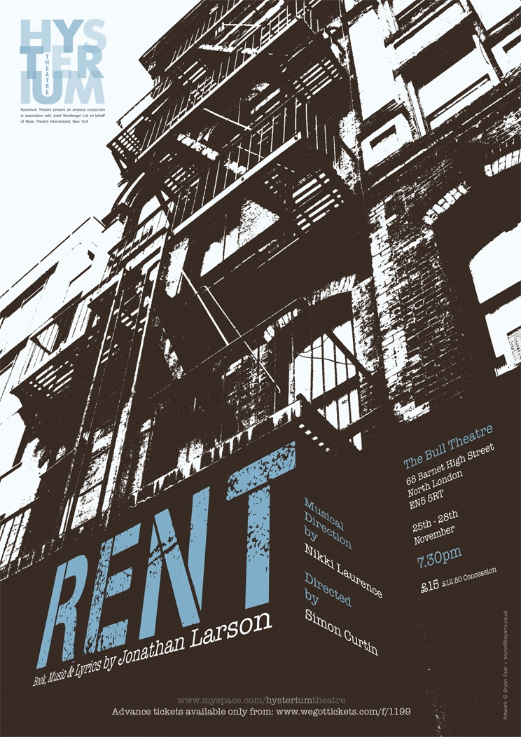 Rent Poster for Hyster...