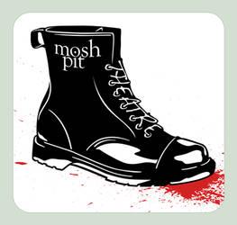 Mosh Pit Theatre Logo by NotTheRedBaron