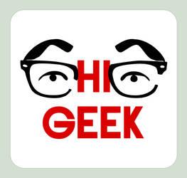 Chic Geek Logo by NotTheRedBaron