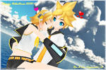 Happy Valentines 2013!~Rin and Len PD
