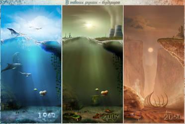 Poster Ecology by AlexeyShapko