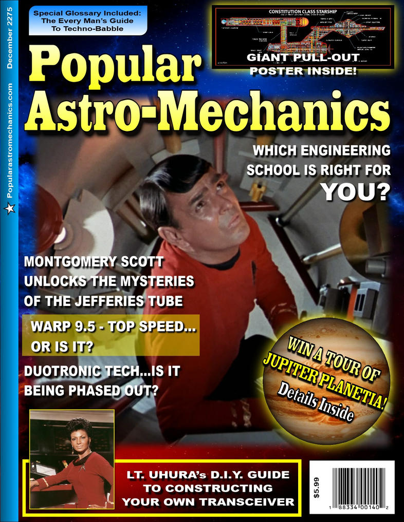 Popular Astro-Mechanics by Devro1962