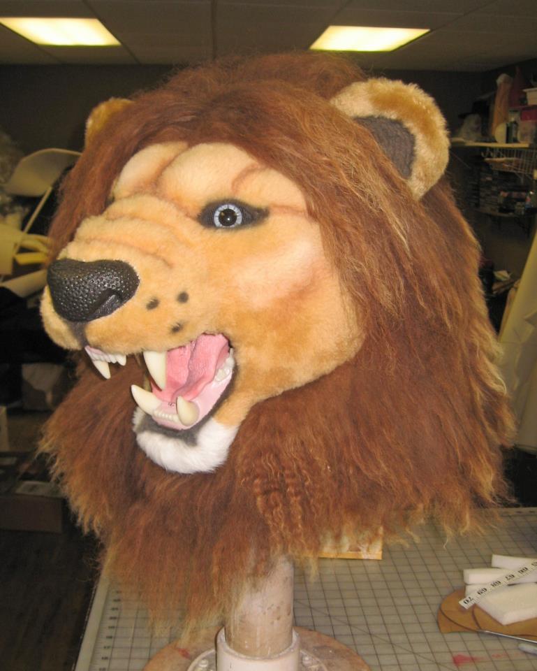 ferocious lion mascot head by rhetorichaystack on deviantart