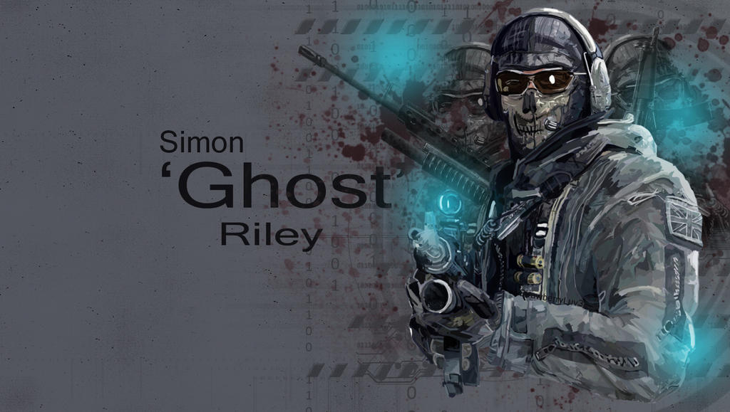 Call of Duty Ghosts Riley Wallpaper Simon 39 Ghost 39 Riley Wallpaper